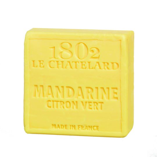 Le Chatelard 1802 - Zeep - Tangerine-Lime