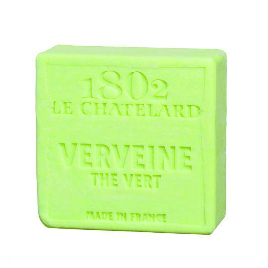 Le Chatelard 1802 - Zeep - Vervaine & Green Tea