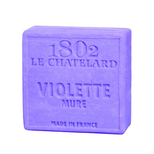 Le Chatelard 1802 - Zeep - Violet-Blackberry