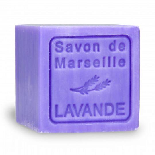 Le Chatelard 1802 - CUBE300-031 - Zeep - 300 gram - Lavender