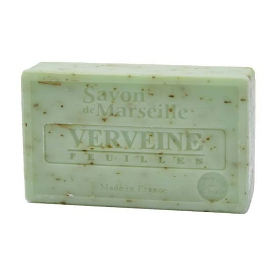 Le Chatelard 1802 - SAVR100-058 - Zeep - 100 gram - Verbena Leaves