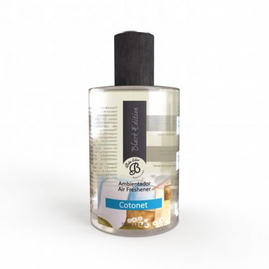 Boles d'olor - Spray Black Edition - 100 ml - Cotonet (Katoen)