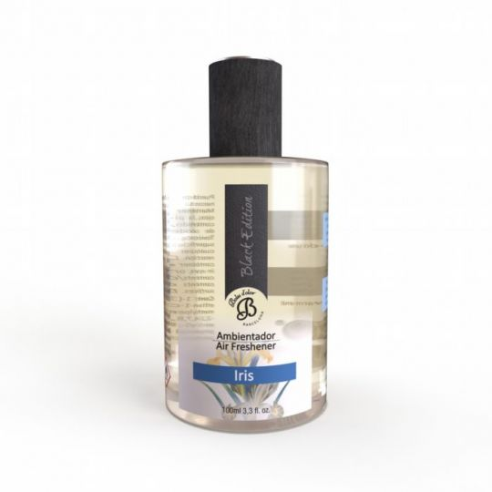 Boles d'olor - Spray Black Edition - 100 ml - Iris