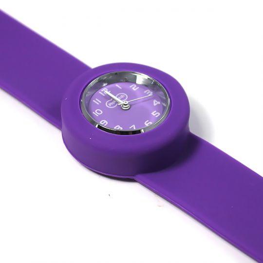PopWatches - horloge - Paars