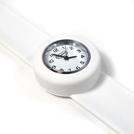 PopWatches - horloge- Wit