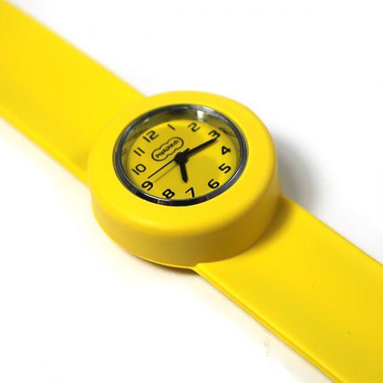 PopWatches - horloge - Geel