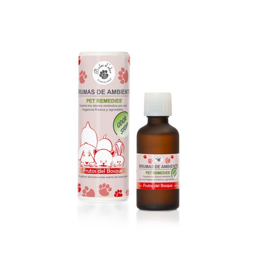 Fruits of the Forest (Frutos del Bosque) - Pet Remedies - geurolie 50 ml