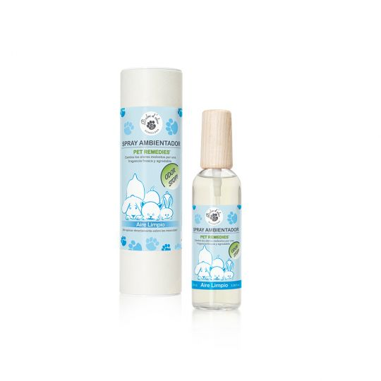 Fresh Linen (Aire Limpio) - Pet Remedies Room spray