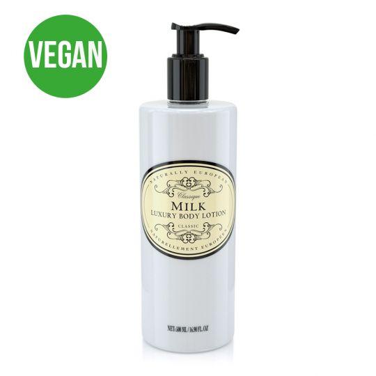 Naturally European - Body Lotion - Milk (Vegan)