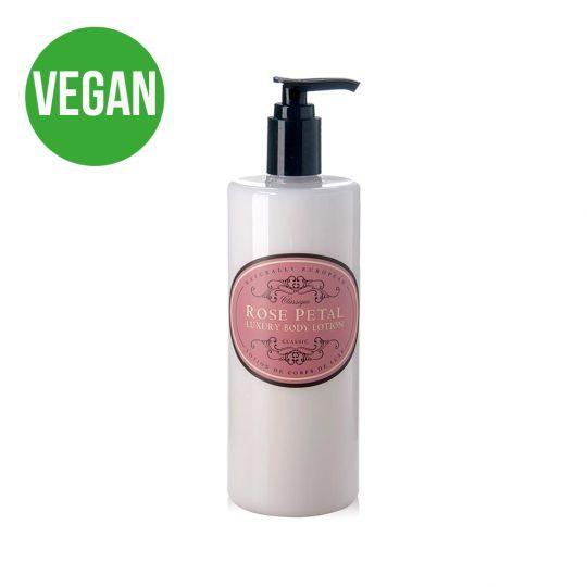 Naturally European - Body Lotion - Rose Petal (Vegan)